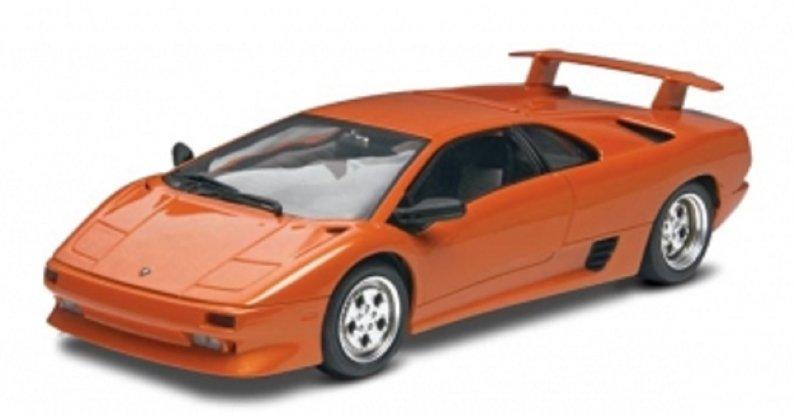 Revell Plastikový model auta Lamborghini Diablo VT - Výprodej