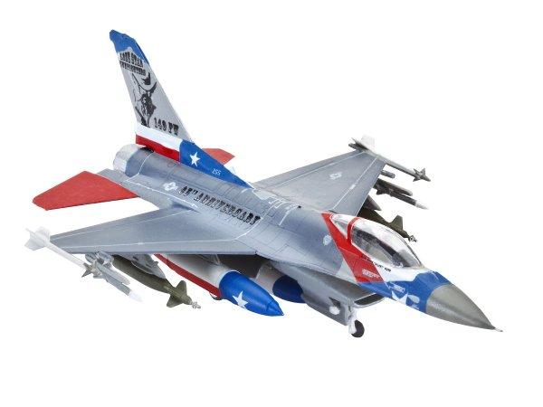 Revell Plastikový model letadla Lockheed Martin F-16C Fighting Falcon
