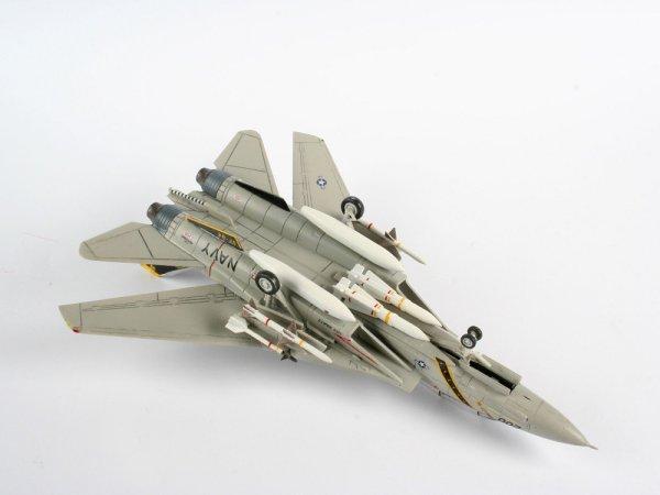 Revell ModelSet - Plastikový model letadla F-14A Tomcat