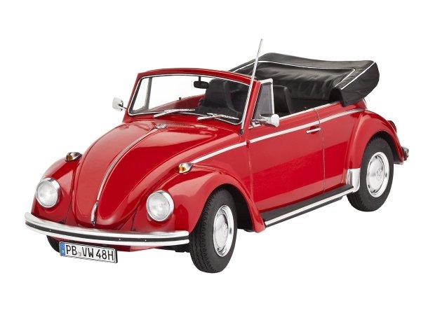 Revell Plastikový model auta VW Beetle Cabrilet 1970 - Výprodej!