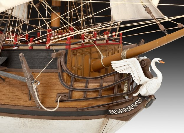 Revell Plastikový model plachetnice Pirate Ship