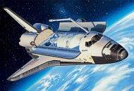 Revell Plastikový model vesmírné rakety Space Shuttle Atlantis