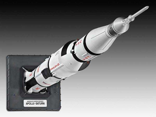Revell Plastikový model vesmírné rakety Apollo Saturn V