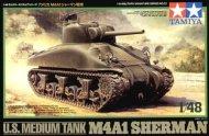 Tamiya M4 A1 Sherman