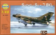 Směr Plastikový model letadla Suchoj Su-7 BKL