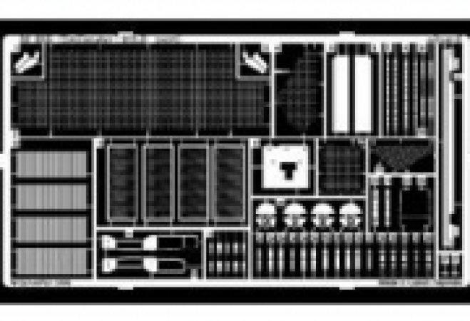 Eduard Challenger I Mk.3 - fotoleptané díly - Výprodej