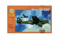 Směr Plastikový model letadla Aero MB-200