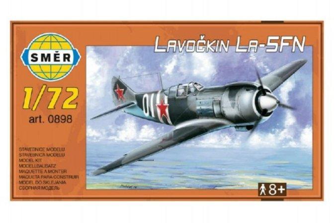 Směr Plastikový model letadla Lavočkin La-5FN