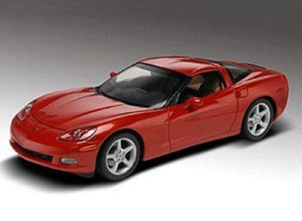 Revell Plastikový model auta '05 Corvette C6 - Výprodej!