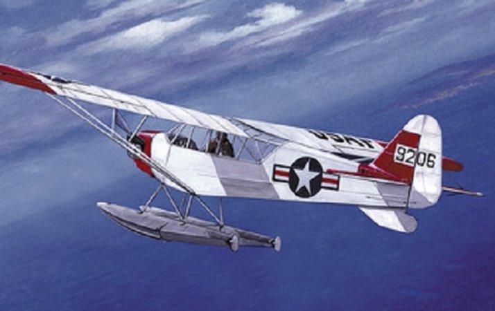 Směr Plastikový model letadla Piper L-4