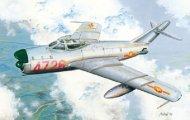 Směr Plastikový model letadla MiG-17PF in Vietnam War
