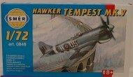 Směr Plastikový model letadla Hawker Tempest MK.V