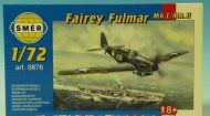 Směr Plastikový model letadla Fairey Fulmar Mk.I/II