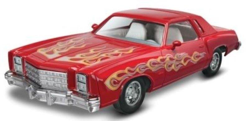 Revell Plastikový model auta ´77 Chevy Monte Carlo - Výprodej