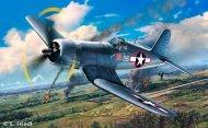 Revell Plastikový model letadla F4U-1A Corsair