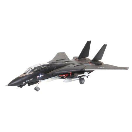 Revell Plastikový model letadla F-14 A Black Tomcat 'Black Bunny'