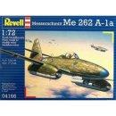 Revell Plastikový model letadla Messerschmitt Me 262 A-1a