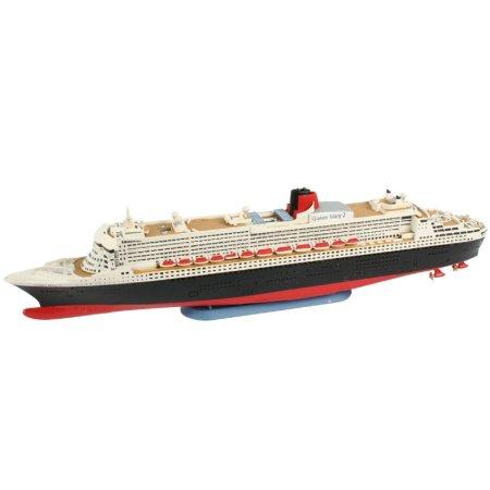Revell Plastikový model lodě Ocean Liner Queen Mary 2
