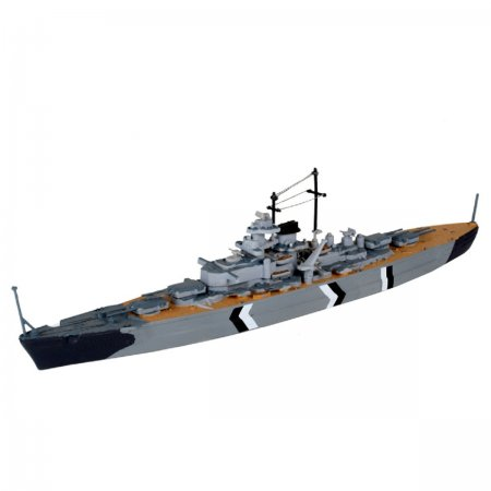 Revell Plastikový model lodě Battleship Bismarck