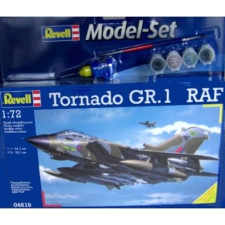 Revell Model Set - Plastikový model letadla Tornado GR.1 RAF
