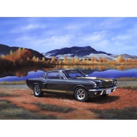 Revell Plastikový model auta Shelby Mustang GT 350 H