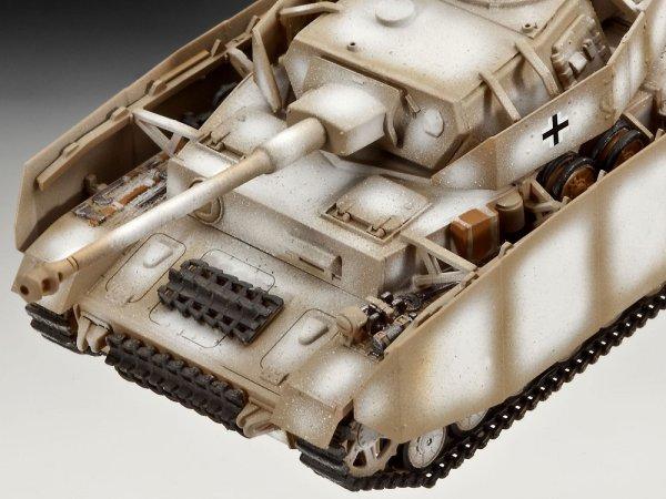 Revell Plastikový model tanku PzKpfw. IV Ausf. H