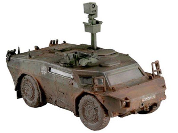 Revell Recon Vehicle Fennek - Výprodej