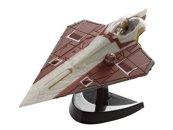 Revell EasyKit - Plastikový model Star Wars Jedi Starfighter - Výprodej