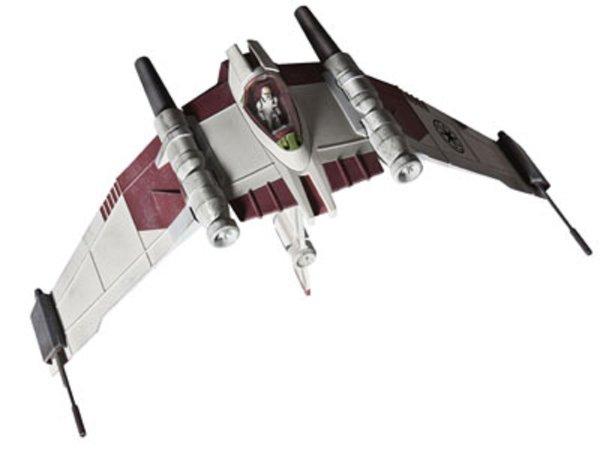 Revell EasyKit - Plastikový model Star Wars V-19 Torrent Starfighter - Výprodej
