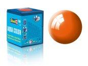 Revell Barva akrylová lesklá - Oranžová (Orange) - č. 30
