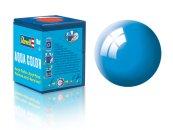 Revell Barva akrylová lesklá - Světle modrá (Light blue) - č. 50