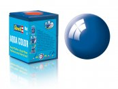 Revell Barva akrylová lesklá - Modrá (Blue) - č. 52