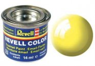 Revell Barva emailová lesklá - Žlutá (Yellow) - č. 12