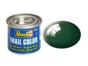 Revell Barva emailová lesklá - Zelenomodrá (Sea green) - č. 62