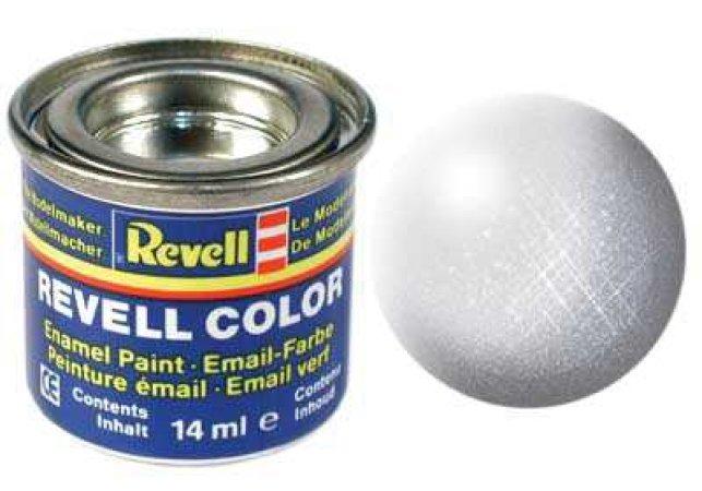 Revell Barva emailová metalická - Hliníková (Aluminium) - č. 99