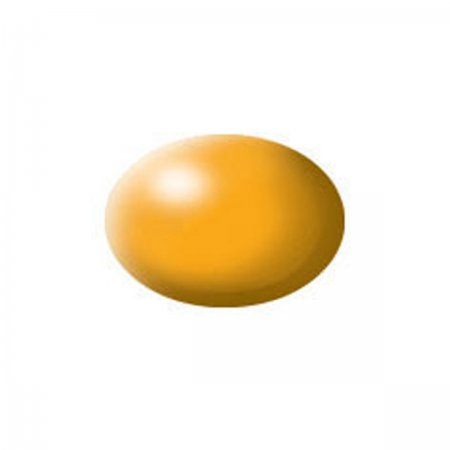 Revell Barva akrylová hedvábně matná - Žlutá lufthansa (Lufthansa Yellow) - č. 310