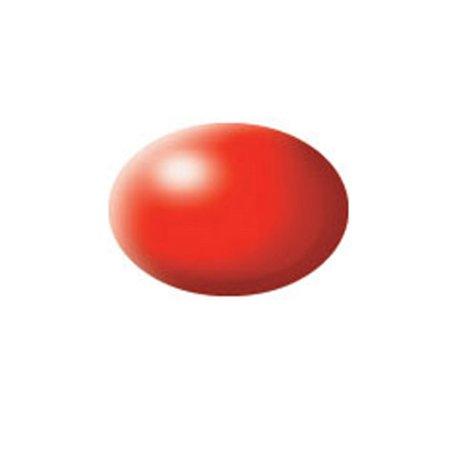 Revell Barva akrylová hedvábně matná - Svítící červená (Luminous red) - č. 332