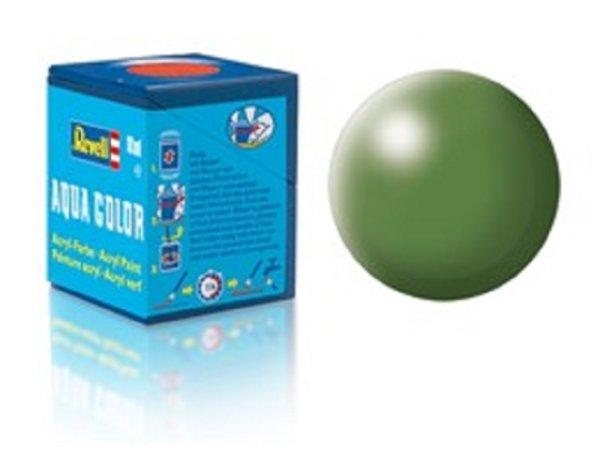 Revell Barva akrylová hedvábně matná - Kapradinově zelená (Fern green) - č. 360