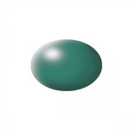 Revell Barva akrylová hedvábně matná - Měděně zelená (Patina green) - č. 365