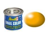 Revell Barva emailová hedvábně matná - Žlutá (Yellow) - č. 310