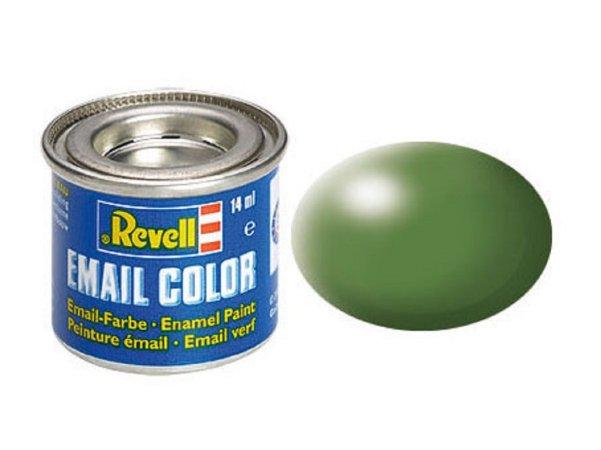 Revell Barva emailová hedvábně matná - Zelená (Green) - č. 360