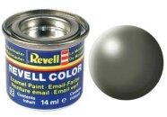 Revell Barva emailová hedvábně matná - Šedavě zelená (Greyish green) - č. 362