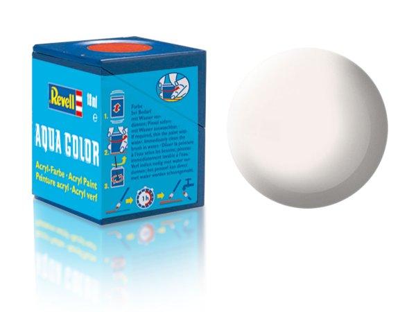 Revell Barva akrylová matná - Bílá (White) - č. 05