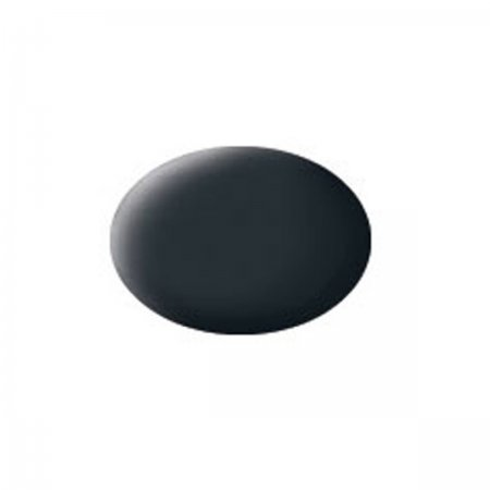 Revell Barva akrylová matná - Antracitová šedá (Anthracite) - č. 09