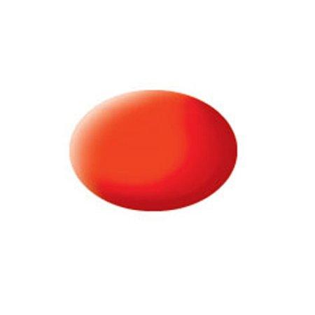 Revell Barva akrylová matná - Světle oranžová (Luminous orange) - č. 25