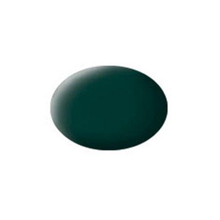 Revell Barva akrylová matná - Černozelená (Black-green) - č. 40
