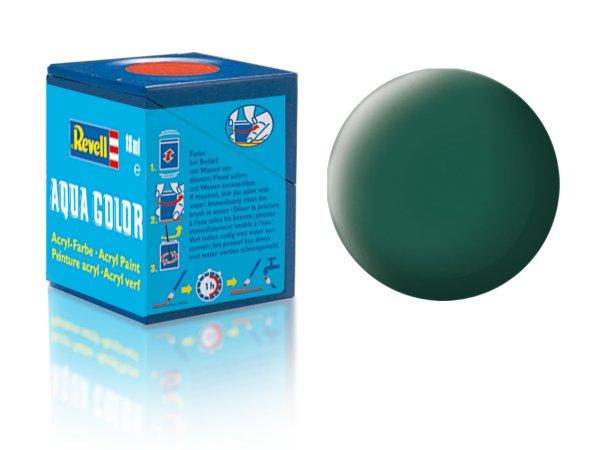 Revell Barva akrylová matná - Mořská zelená (Sea green) - č. 48