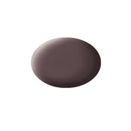 Revell Barva akrylová matná - Koženě hnědá (Leather brown) - č. 84