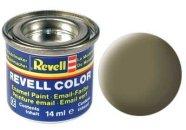Revell Barva emailová matná - Tmavě zelená (Dark green) - č. 39