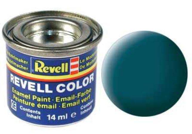 Revell Barva emailová matná - Mořská zelená (Sea green) - č. 48